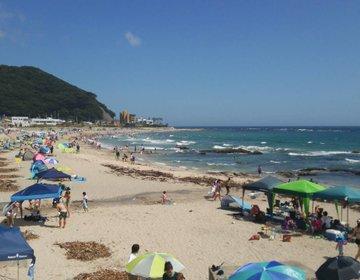 千葉の海でとびっきりリア充な夏を過ごす【城崎海水浴場編】