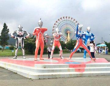 おすすめ穴場避暑地!富士山2号目「遊園地ぐりんぱ」なら広々涼しく遊べる♪