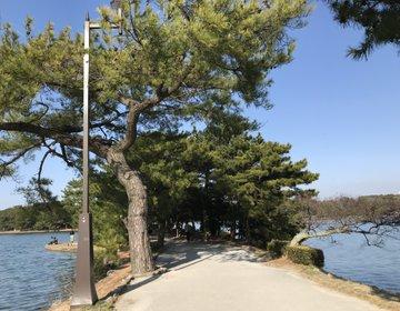 まったりしたいカップルに最適なスポット♡ 自然を楽しめる大濠公園へ行ってみた