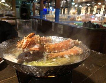 【厳選2店舗】人気東北旅!函館おすすめ海鮮のお店・おいしくてコスパ良し