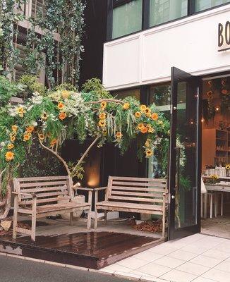 ボタニストカフェ (BOTANIST Cafe)