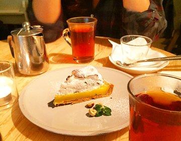 【自由が丘夜女子会】毎日頑張ってる私達にご褒美を。〜絶品イタリアン&お洒落カフェへご案内〜