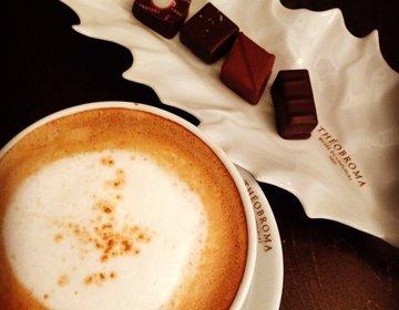 神楽坂散策♬お洒落cafeチョコレートの『THEOBROMA』