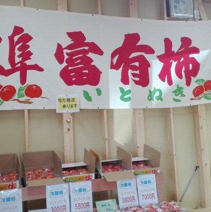 道の駅 富有柿の里いとぬき
