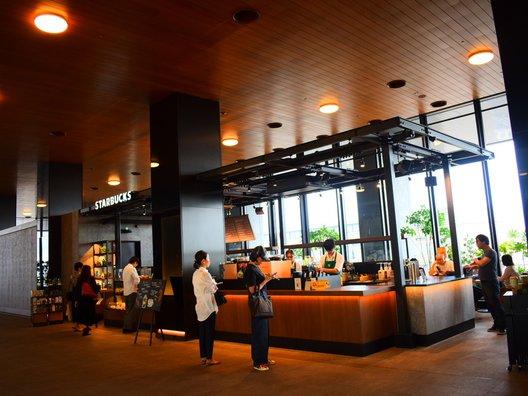 スターバックスコーヒー なんばスカイオ10階店