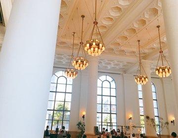 真っ白な内装が可愛い!PVや映画でも使われてるオシャレなカフェ「cafe OMNIBUS」