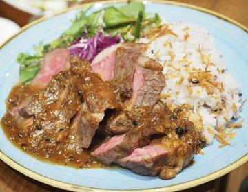 【7/13オープン】新宿ミロード7階「THE MEAT & LABO」の純血アンガス100%が凄い!