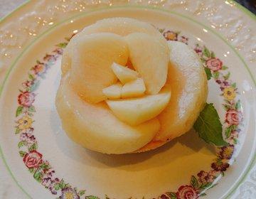 【夏限定】桃ラバーの私おすすめ!ソビノワの桃タルトが絶品すぎる。【大阪カフェ】