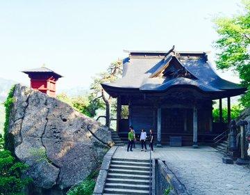【驚きの絶景と修行場】映画ロケにも使われる山形の定番観光地山寺立石寺へ行こう