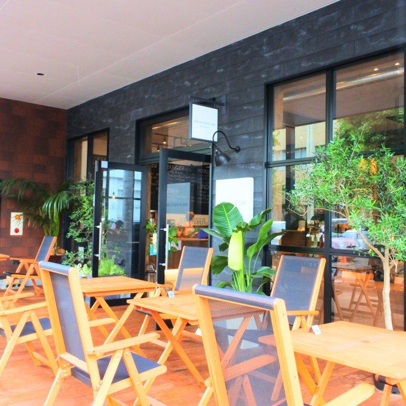 カイルア ハウス カフェ