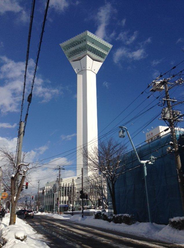 五稜郭タワー 売店