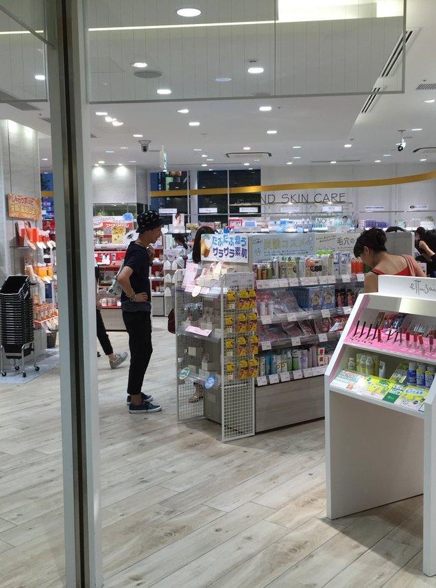 アユーラ カフェ 新宿