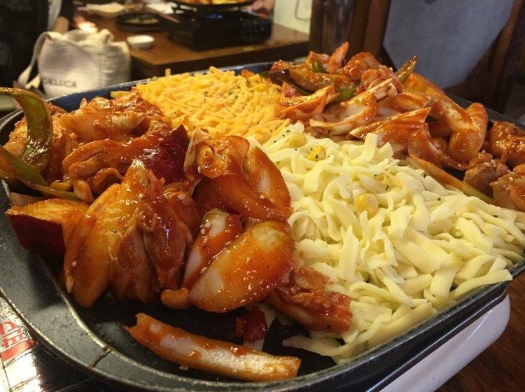 新大久保韓国料理