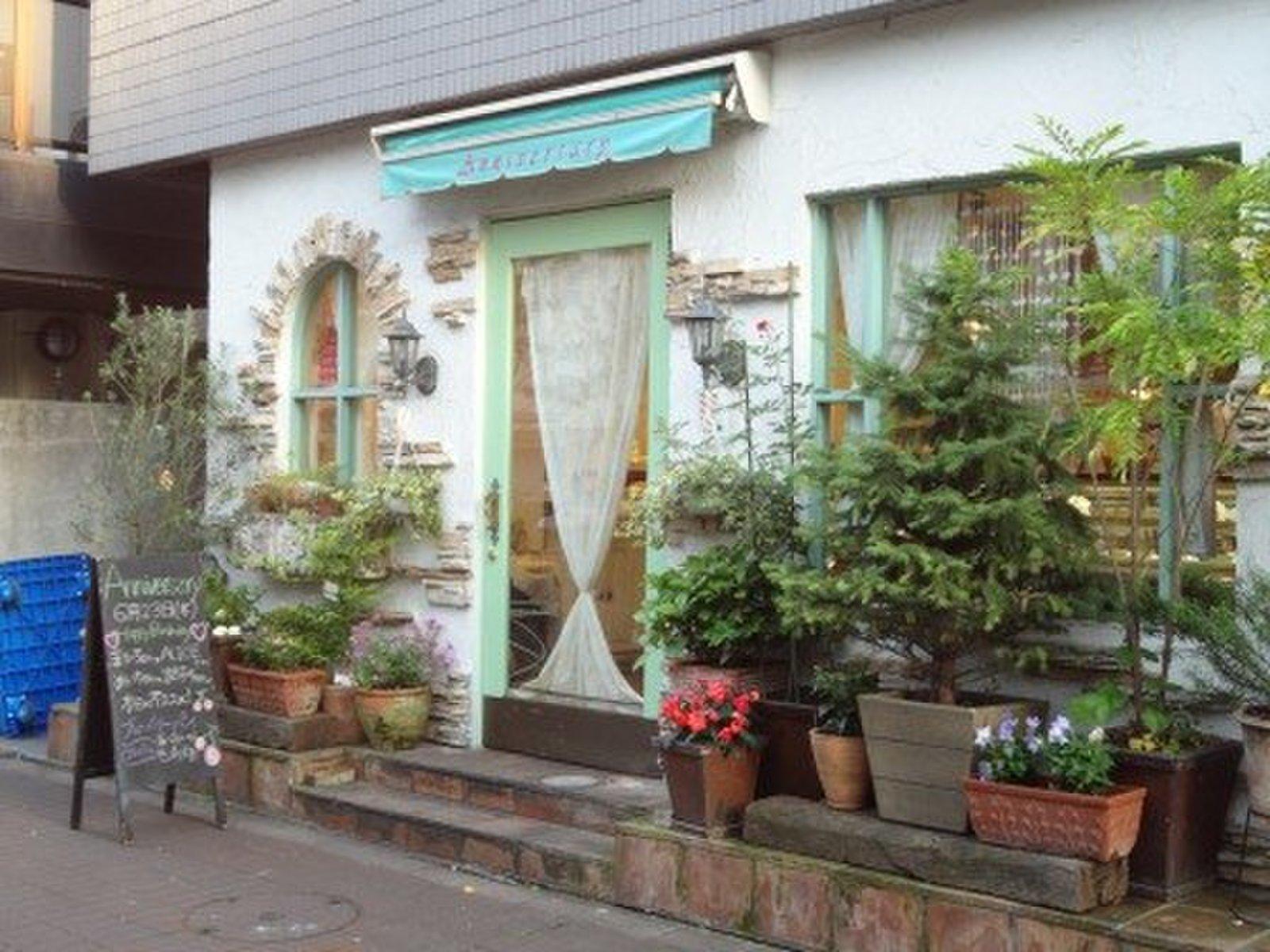 アニバーサリー 早稲田店