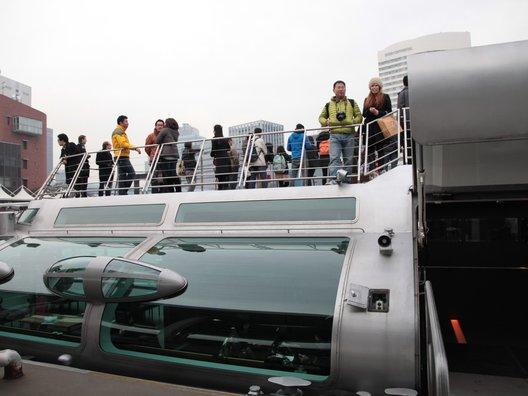日の出桟橋(水上バス)