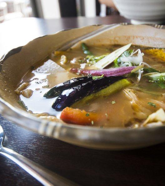 野菜料理とスープカレーのお店 南葉亭