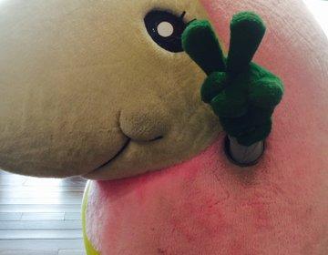 要注意!海ほたるPAの人気キャラクター「海ほたるちゃん」との写真の撮り方