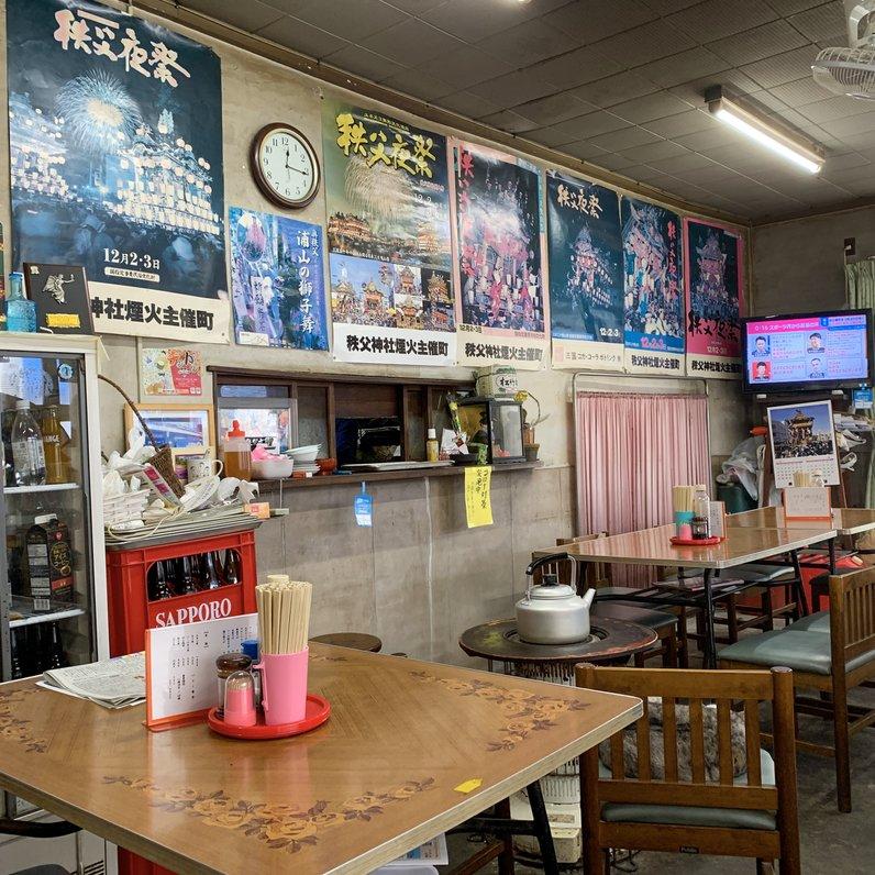 パリー食堂