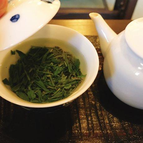 狭山茶カフェ和芳庵