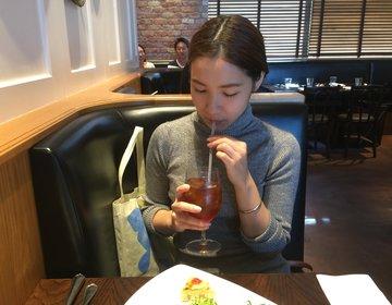 【横浜エリア・桜木町赤レンガ等】約3000円デート女子会にお勧めカフェ二軒はしごコース