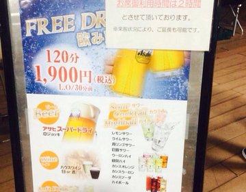 新宿で真夏の飲み会プラン!京王アサヒスカイビアガーデンからの思い出横丁「モツ焼きウッチャン」