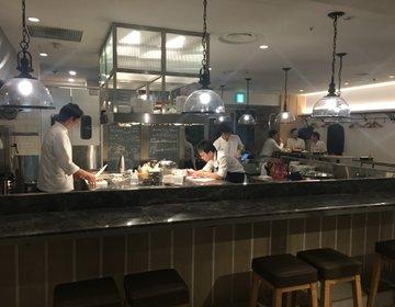 【表参道ビストロ】表参道ヒルズ内食べログ3.6以上のおしゃれバルに行ってみた!