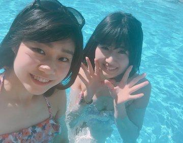 【GW限定】気分は南国リゾート!ホテルニューオータニでプール女子会♡