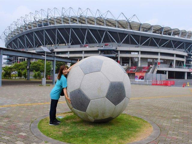 カシマサッカーミュージアム