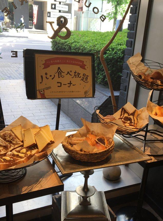 boulangerie patisserie&ANTIQUE栄店(ブーランジェリーパティスリー アンド アンティーク )