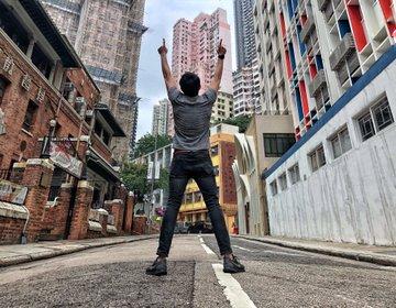 香港旅♡香港おすすめインスタ映え観光地・ションワン