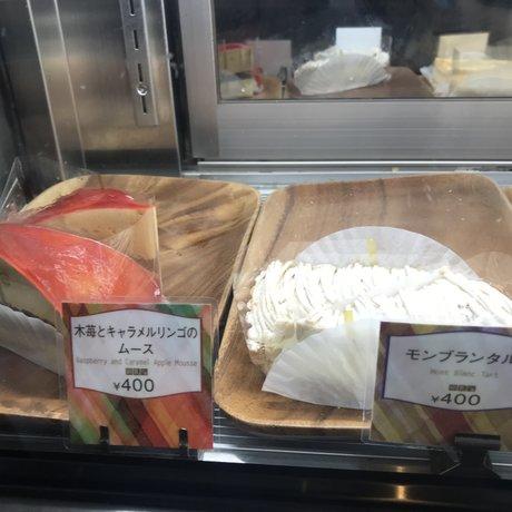 カフェ ソラーレ 原宿竹下通り店