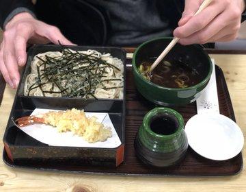浅草・浅草寺観光の後に寄っていきたい♡田原町おすすめカフェ・そば屋