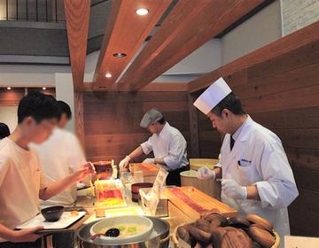 【洞爺湖】洗練された味付けのお料理がおいしい!「洞爺湖万世閣ホテル レイクサイドテラス」