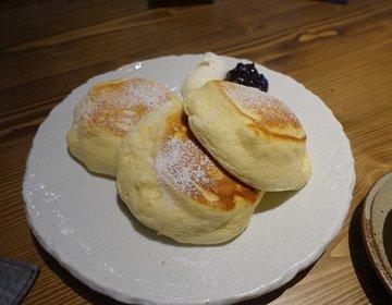【おすすめスイーツのある金沢カフェは多聞】東茶屋街のおすすめパンケーキの絶品カフェ・金沢
