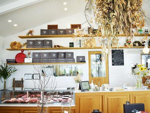 肉屋とカフェとバーベキュー トミービーフ(TOMMYBEEF)