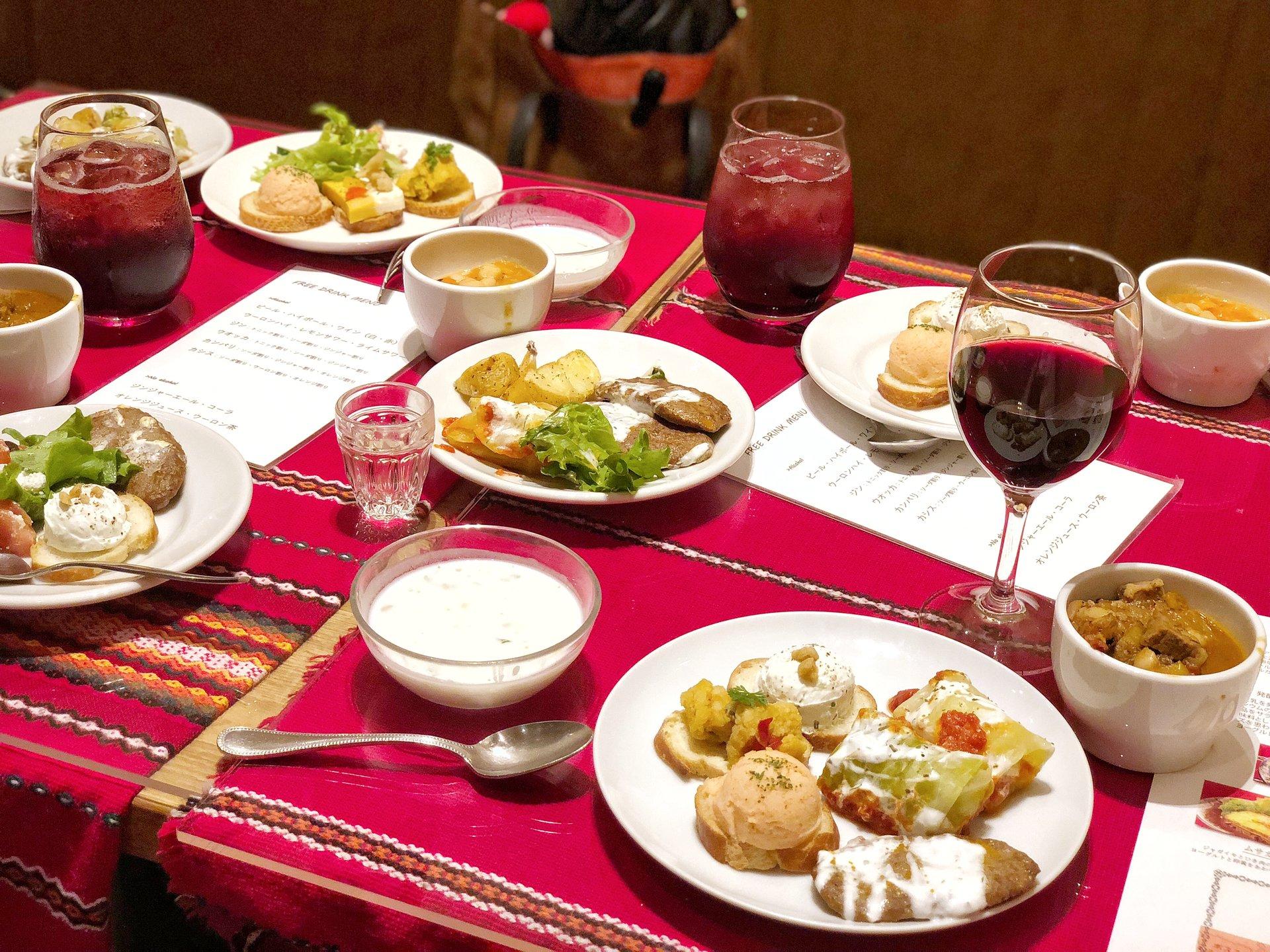 銀座おすすめディナー女子会♡ヘルシー・美味しい本格的『ブルガリア料理』