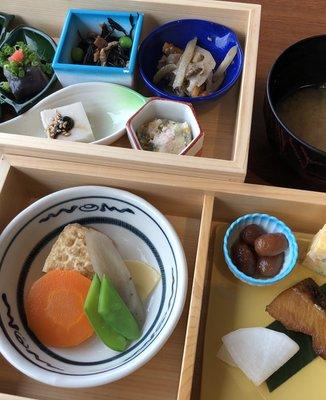 庭の食卓 四季
