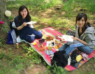 公園でおしゃピク☆散策や人気ジェラートも!【千葉・佐倉】