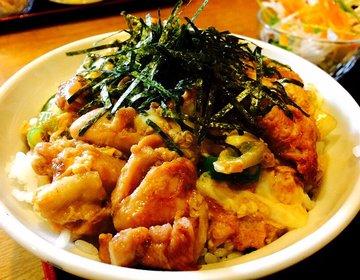 【ぷりぷりの岐阜地鶏】友達に教えたくなる美味しい親子丼を食べれるお店「赤い鳥」