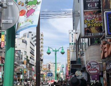 可愛いラテアート!新大久保おすすめカフェの後は新宿までお散歩コース
