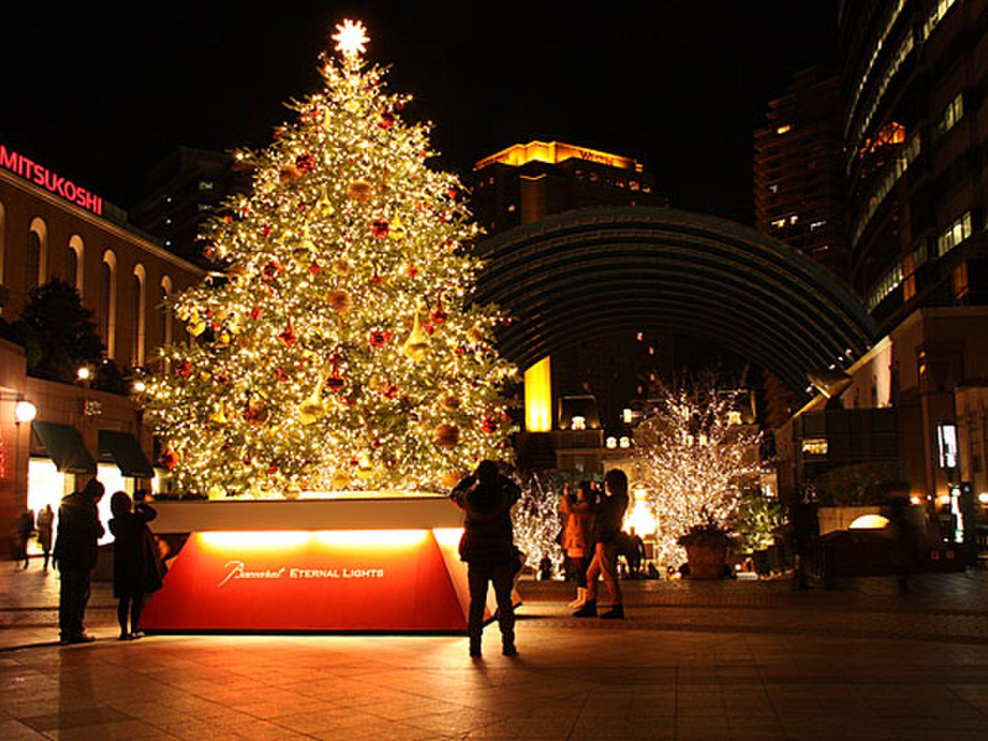 【2018年最新】東京都内イルミネーション!冬デートにおすすめスポット18選