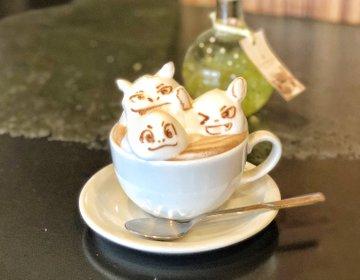 神宮前おすすめカフェ♡ポケモンラテアート等・ラテアートおすすめの店