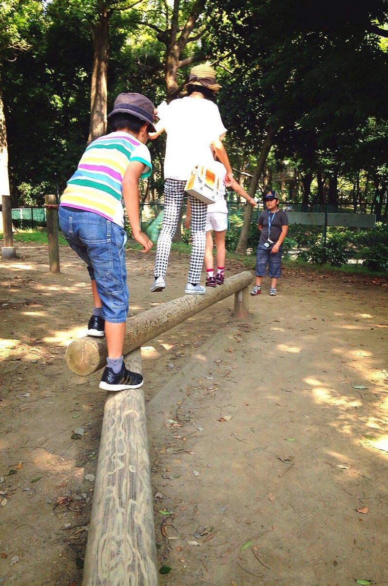 平和の森公園 フィールドアスレチック