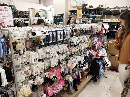 ファッションセンターしまむらアクアシティお台場店