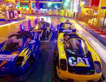 千葉に第2の夢の国!24時間営業の関東最大級のゲームセンター「大慶園遊園地」♡