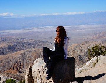 カリフォルニア女子旅☆砂漠の大絶景が見れる最高のスポット!ジョシュアツリー国立公園