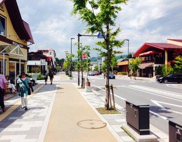 【軽井沢(長野県)】駅前でフラっと入って間違いないお店!蕎麦屋さんとカフェ