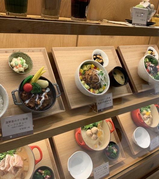 茶鍋カフェ kagurazaka saryo 渋谷マークシティ店