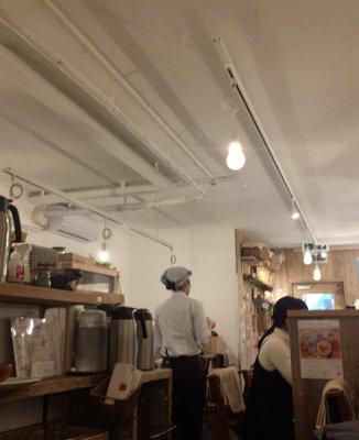 玄米カフェ 実身美 心斎橋店