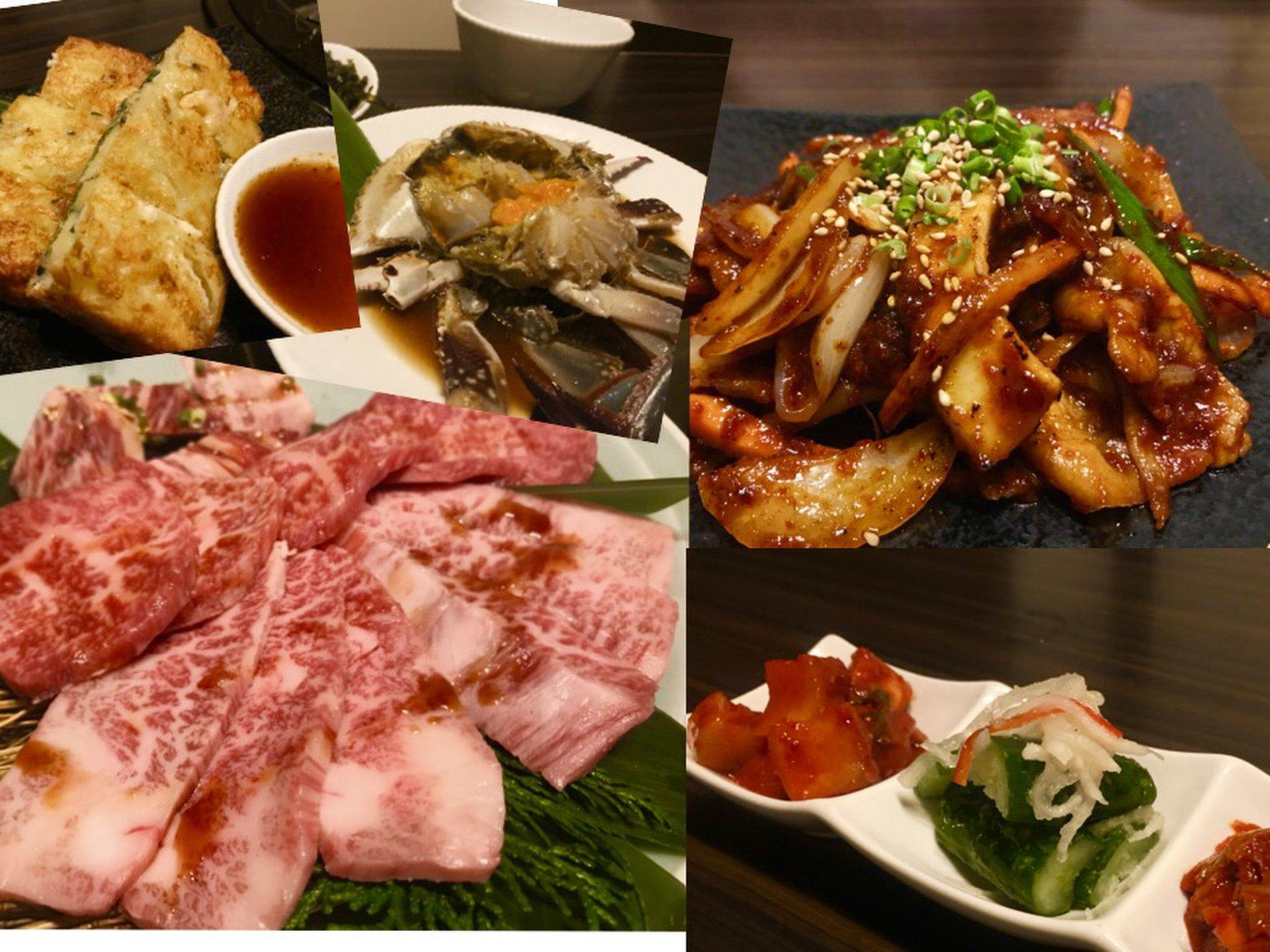 ケジャンも霜降り肉もキムチもスンドゥブも!3900円は激安。六本木おすすめ韓国料理KollaBo